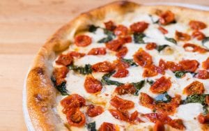 Deweys Caprice Pizza