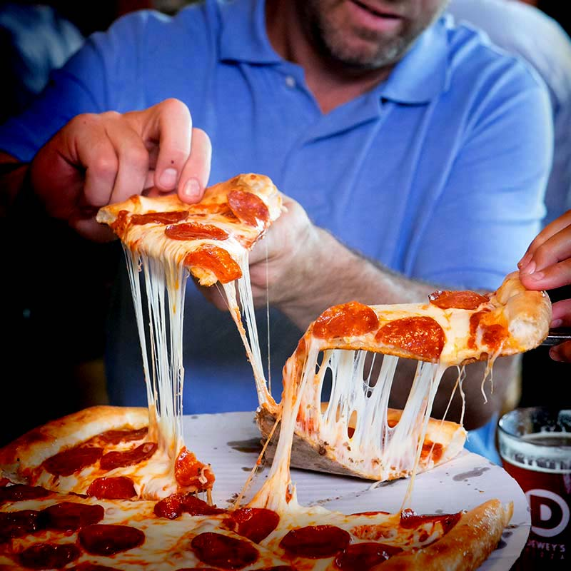 Deweys Pepperoni Pizza