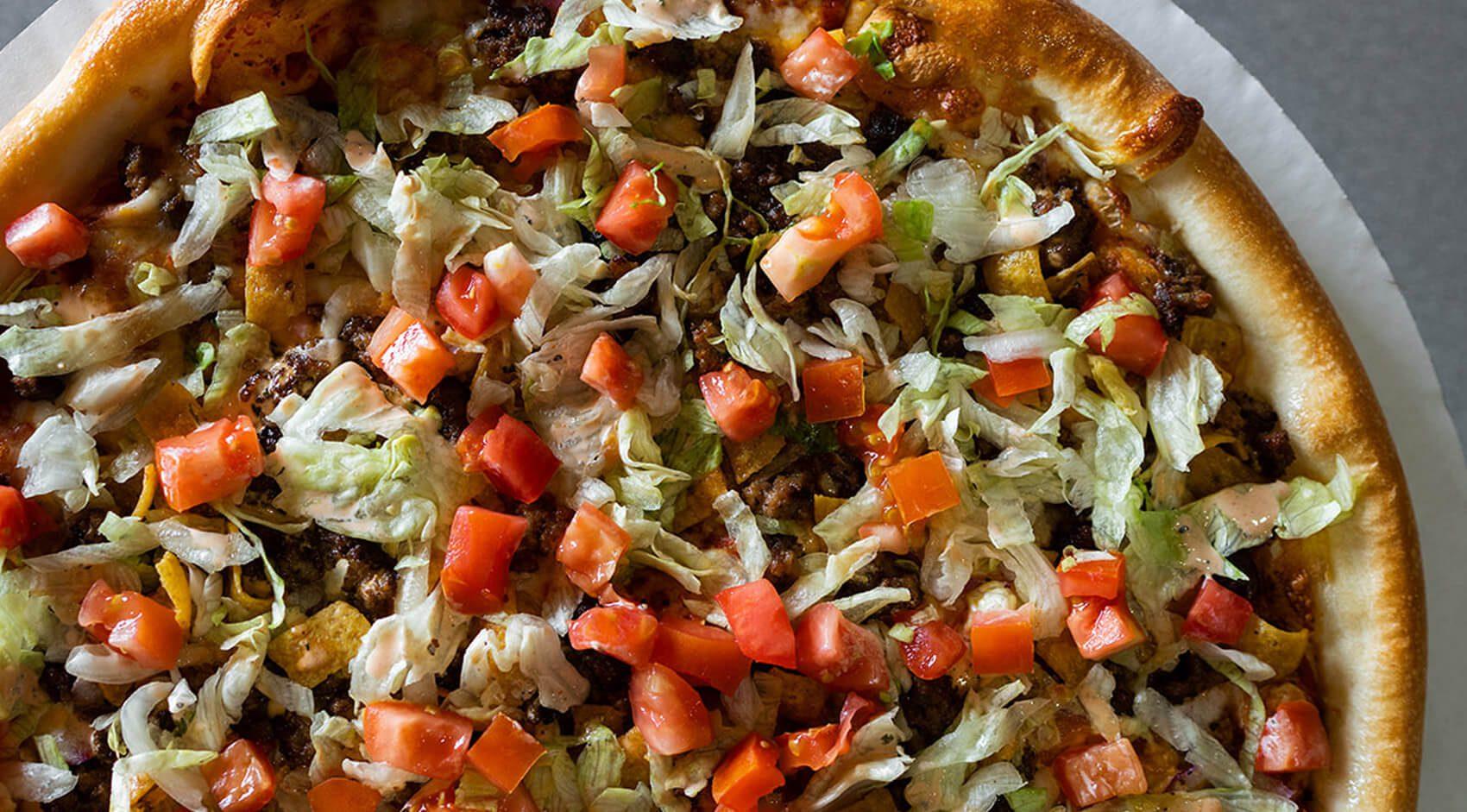 Dewey's Pizza Tito Santana