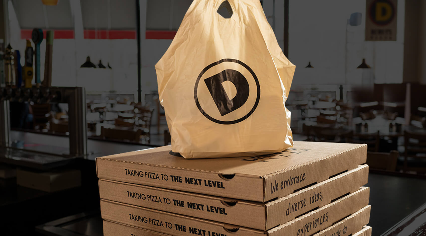 Dewey's Pizza Carry Out